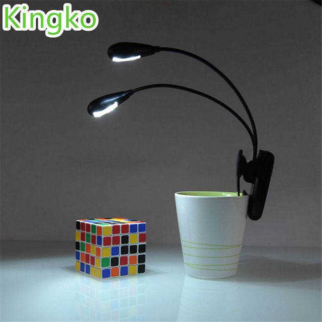 Высокое Качество led подставка настольная лампа книга Клип на LED лампа для Пюпитр и Чтение Книг Свет клип ledmusic клип лампы