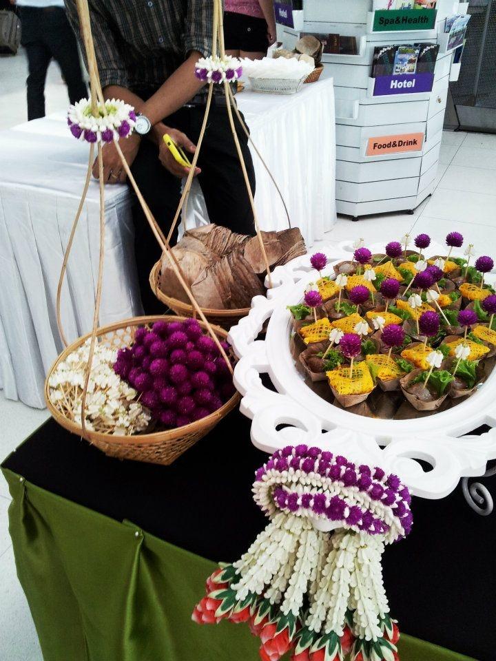 Thai dessert .. http://www.dconceptcatering.com/