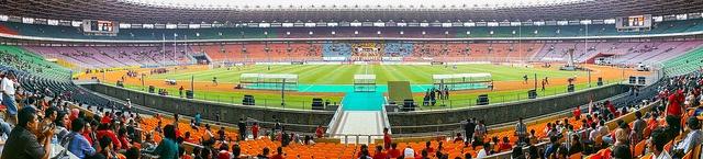 Gelora Bung Karno Stadium, Jakarta - Indonesia