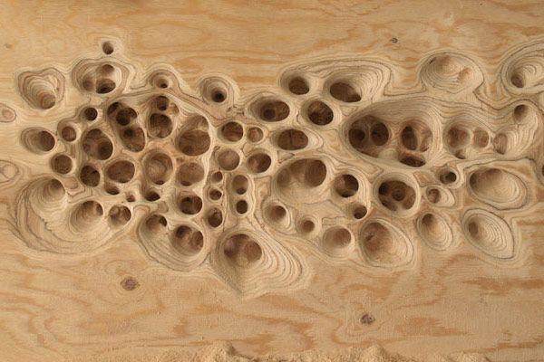 Sculpture by Michael Kukla