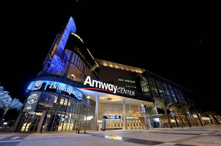 Amway Center, Orlando Magic