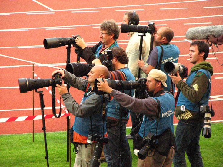 Quale equipaggiamento per la fotografia sportiva?
