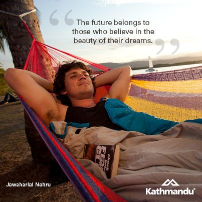 """Monday Motivational: """"The future belongs to those who believe in the beauty of their dreams."""" Jawaharlal Nehru  #quote #motivational #travel"""