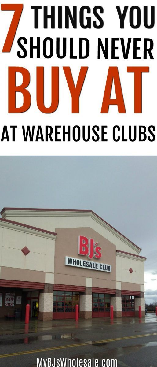After Shopping at warehouse club for 10 years I've learned things that are never a good deal at warehouse clubs like Costco, Sam's and BJ's Wholesale. See where you can get a better deal if you are a member to the popular warehouse clubs.  via @tasiaboland