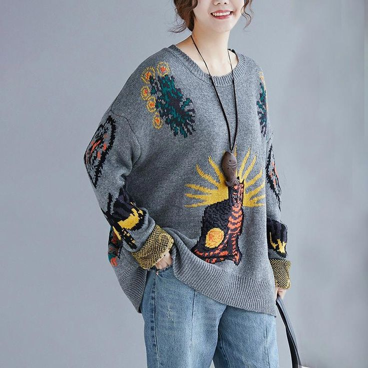 2018 Women's Winter Large Size Sweaters Thicken Knitting Women Tops European Fashion Winter Clothes  #sweaters #tshirts #shirts #promdresses