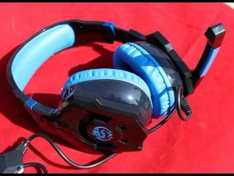 B01N0NRS5B  MOFIR Casque Gaming Filaire avec micro Basse Stéréo LED Lumi...