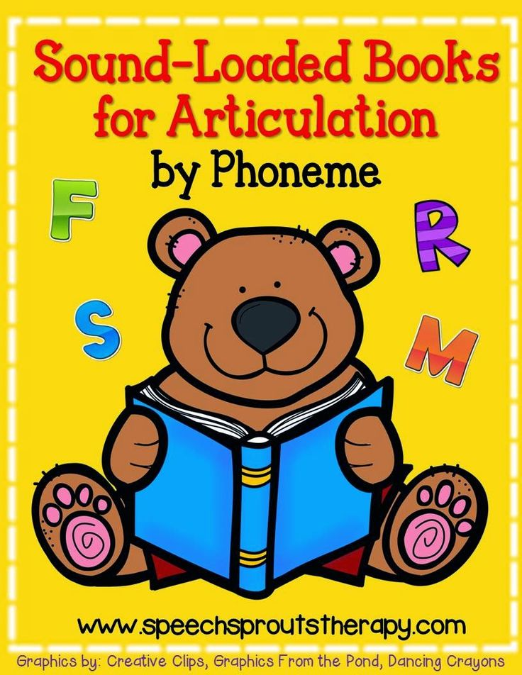 Sound-Loaded Storybooks for Articulation- Find 'em Here by Phoneme! #speechsprouts #speech therapy