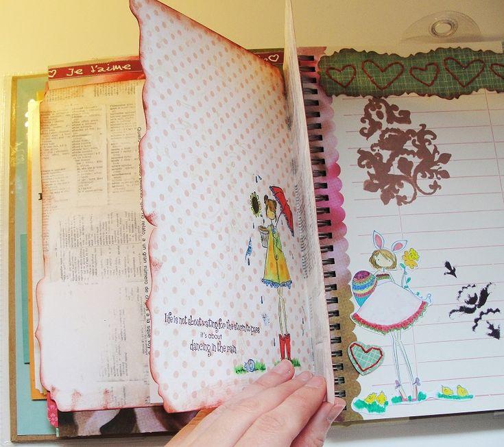 Como decorar un cuaderno por dentro imagui conmovarte for Como decorar el hogar