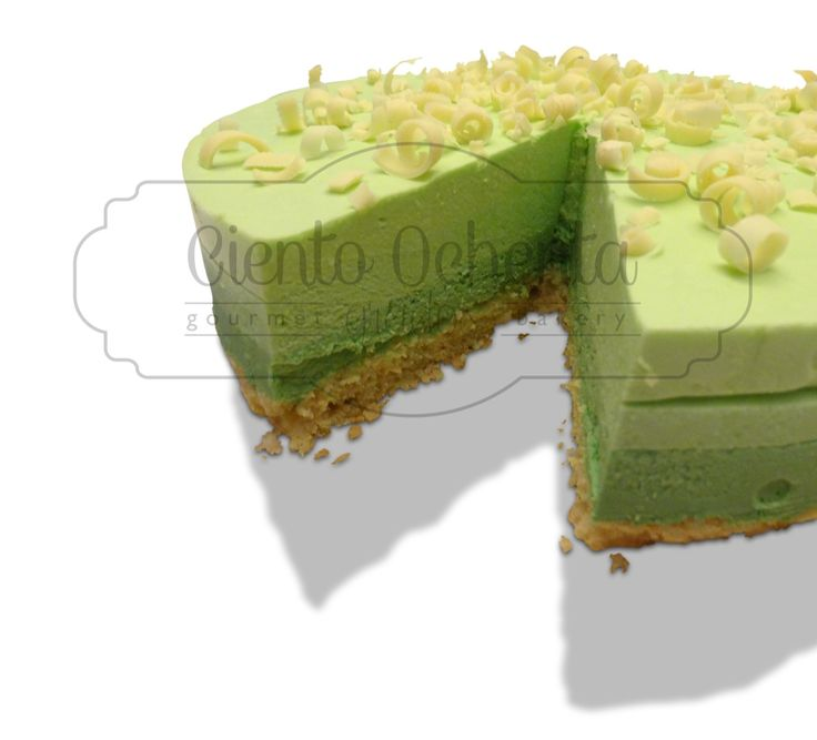 Cheesecake de frutos citron