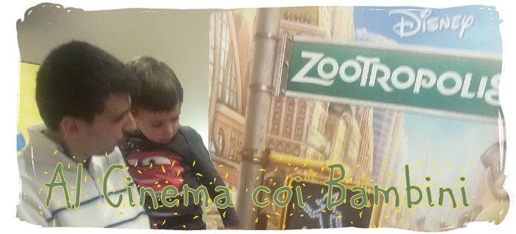 Zootropolis: al cinema coi bambini