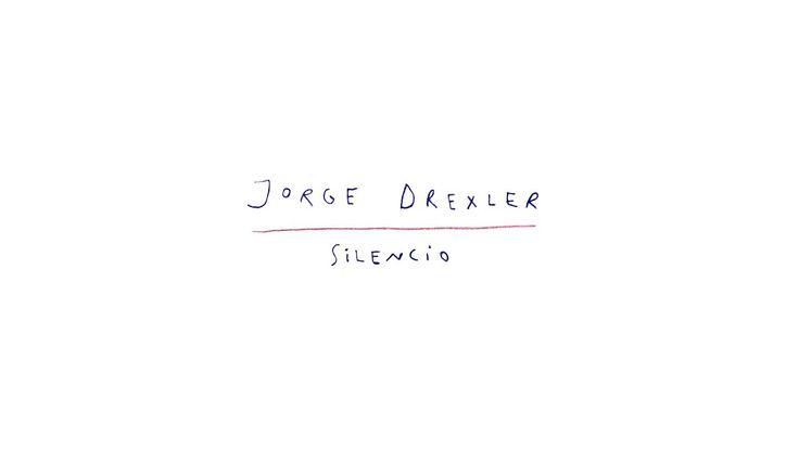 Jorge Drexler - Silencio (Video Oficial)