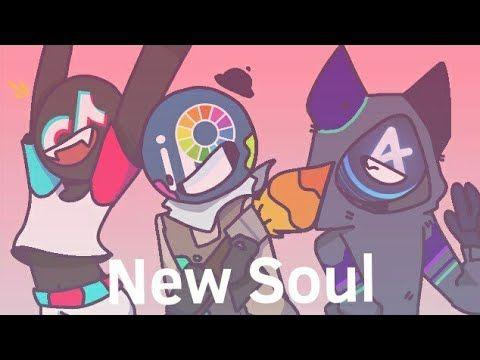 New Soul Meme Social Media Humanized Apphumans Youtube Human App New Soul Art Reference
