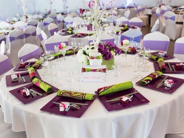 Table et pagne