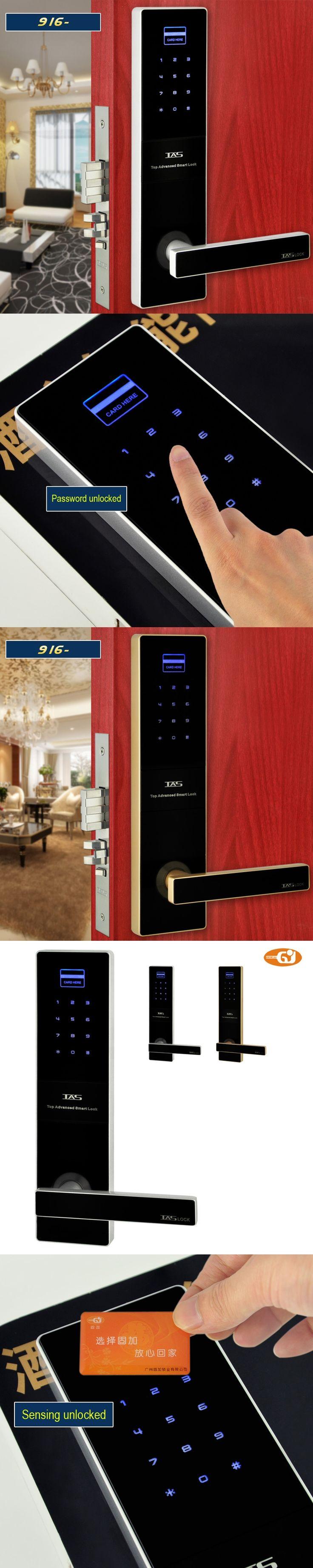 Best 25+ Electronic lock ideas on Pinterest | Keypad lock, Front ...