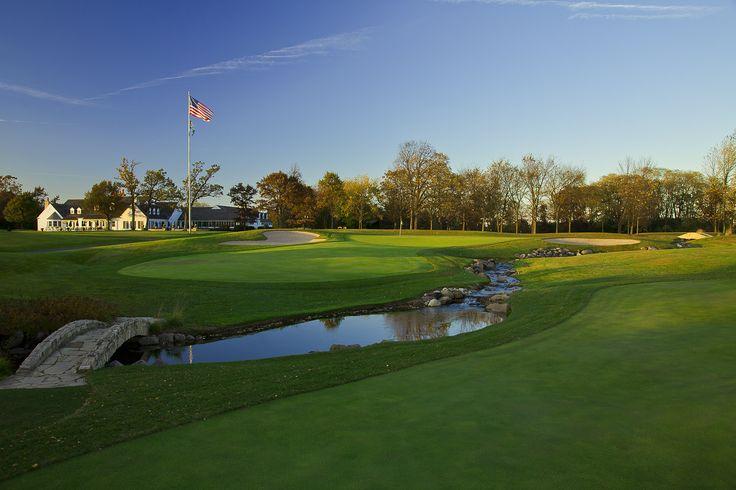 Beautiful Golf Course - Conway Farms - PGA Tour - BMW Championship