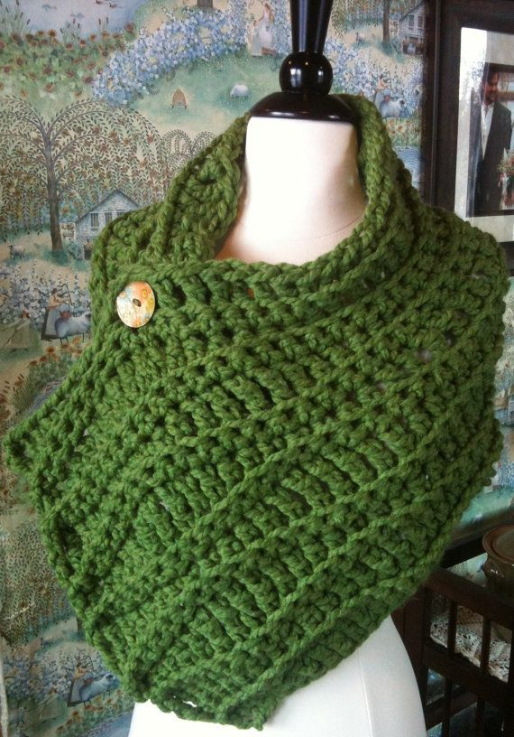 Wavy Stole Crochet Pattern...By Popular Demand... Quick and Fun Scarf, Wrap, Shawl...