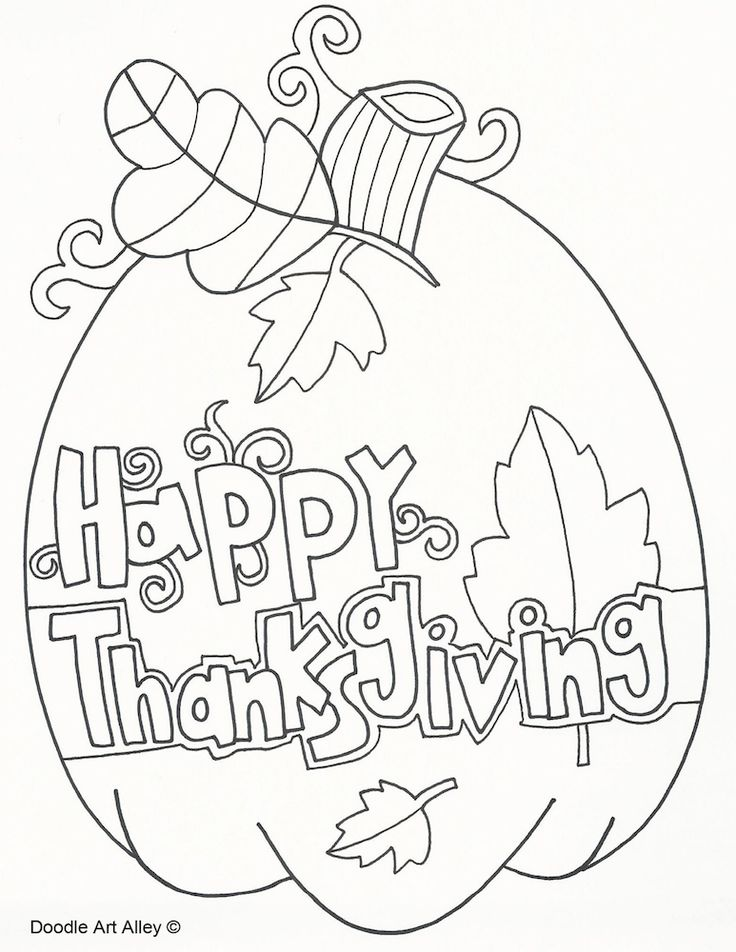 The 172 best Thanksgiving coloring pages images on Pinterest ...