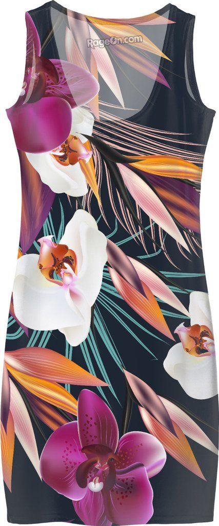 Luxury fashion magical Dress