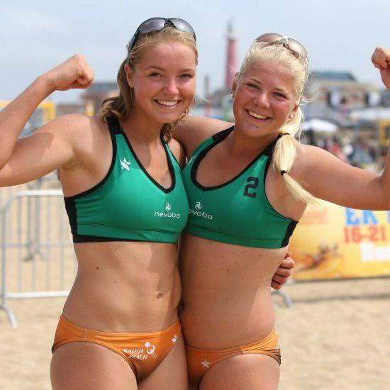 De eredivisie beachvolleybal tour 2017 komt naar Altena !