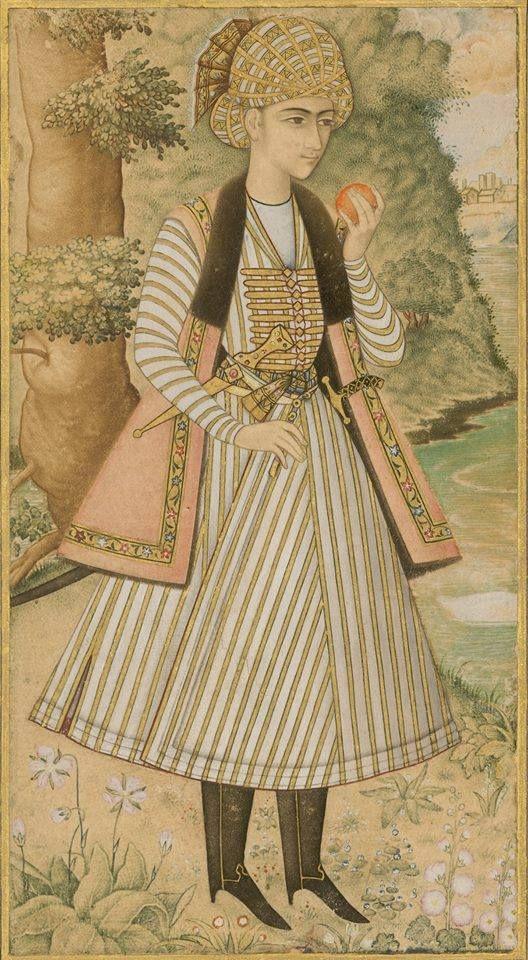 Artist: ALİGULU JABBAR (1666 – 1694)