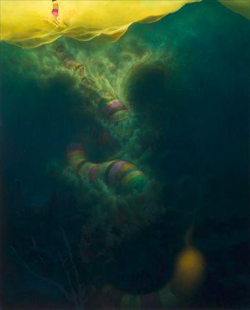 Paul Saari :: Paintings