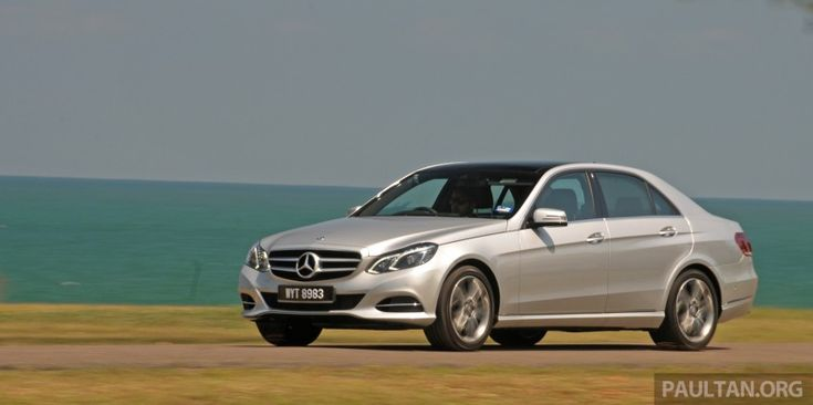 DRIVEN: W212 Mercedes E-Class facelift – E 200, E 250 Image #228557