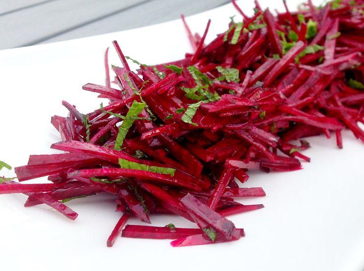 Crunchy Beetroot Salad