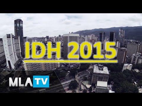 Los 10 países más desarrollados de América Latina 2015 (IDH) - YouTube