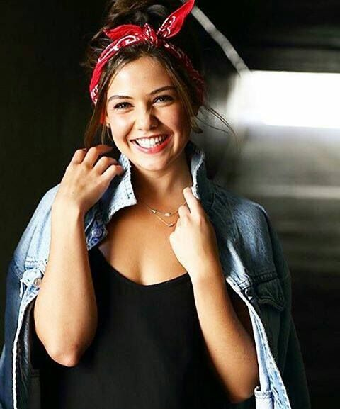 #TO The Originals  Danielle Campbell(Davina)
