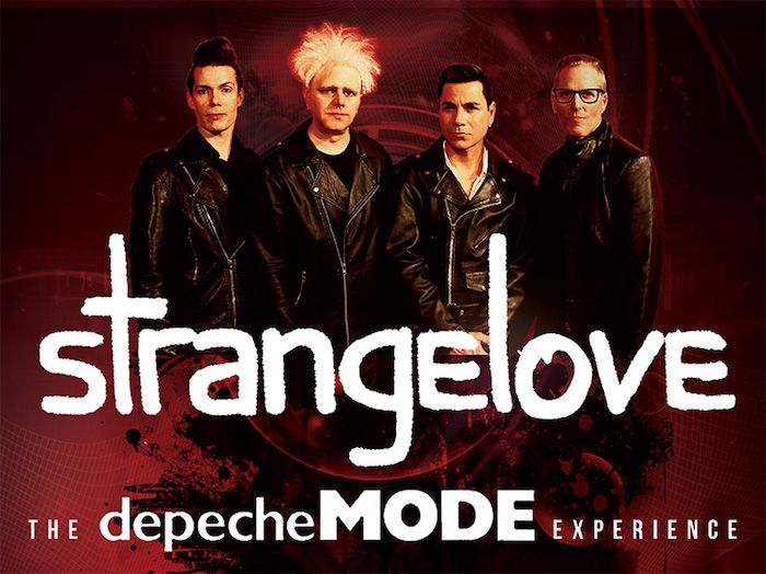 Strangelove, the Depeche Mode Experience, comes to the Lobero Theatre April 1, courtesy photo. http://sbseasons.com/2017/03/strangelove-the-depeche-mode-experience/ #sbseasons #sb #santabarbara #Strangelove #LoberoTheatre #SBMusic #DepecheMode #SBSeasonsMagazine  To subscribe visit sbseasons.com/subscribe.html
