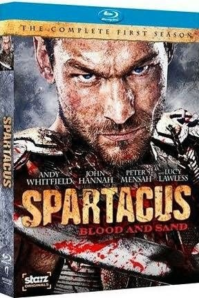 Spartacus: Blood and Sand - The Complete First Season in ...