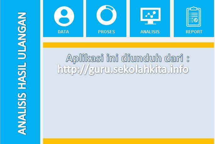 [.xls otomatis] Software Analisis Butir Soal PRO Aplikasi Excel Free Download