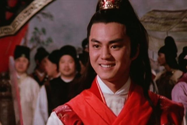 Ti Lung in Shaw Brothers movie Jade Tiger