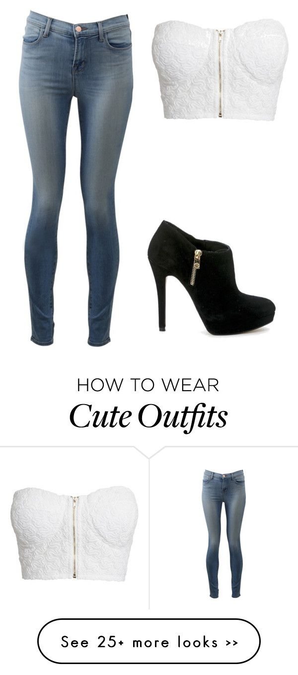 """A cute party outfit"" by mykaelaspetnagel on Polyvore"