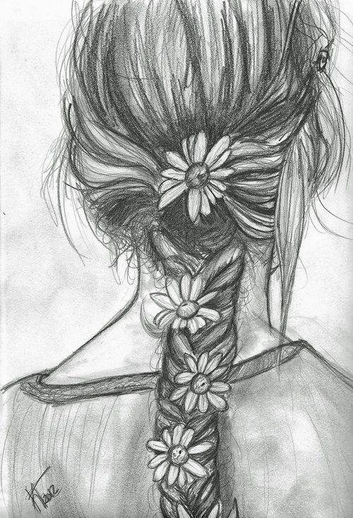 drawing idea beauty