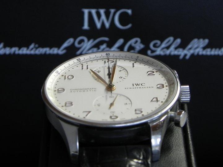 IWC Portugaise Chronograph