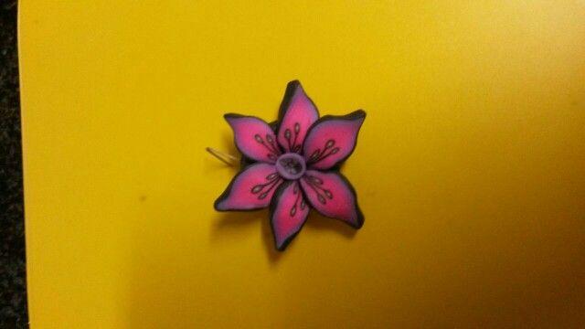 Pink Flower Blending