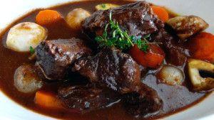 Resep Beef Bourguignon