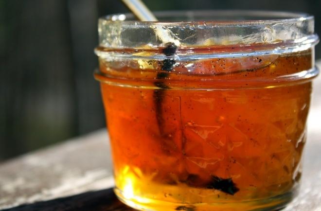 pumpkin jam - another christine Ferber high sugar but a good use of that sugar pumpkin