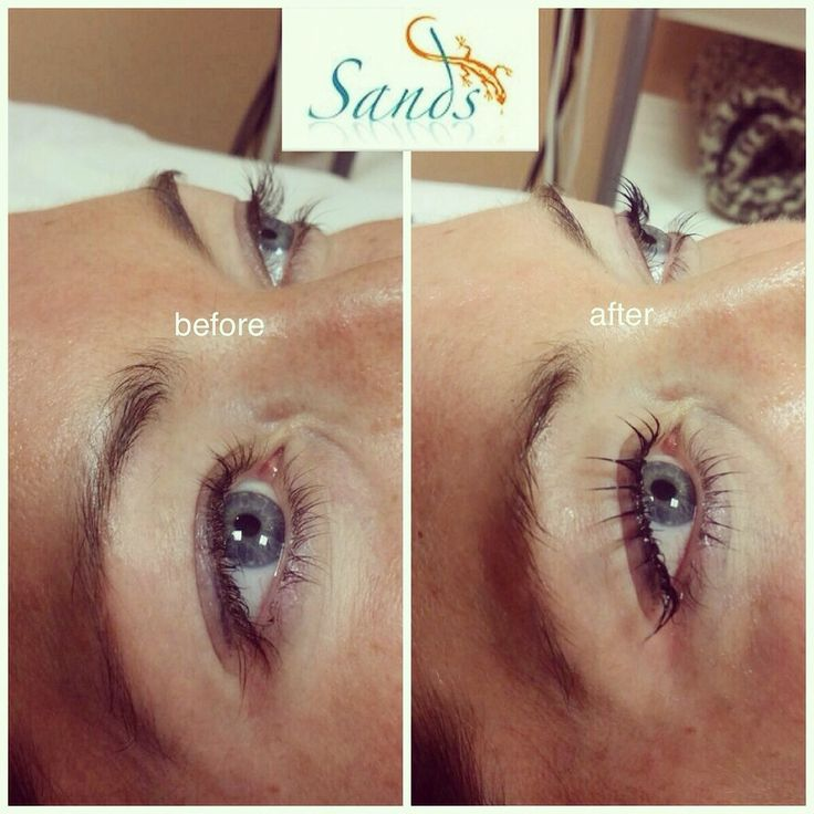Just love the results #yumilashes #sandsmk call 01908239108 book and save £10 in October