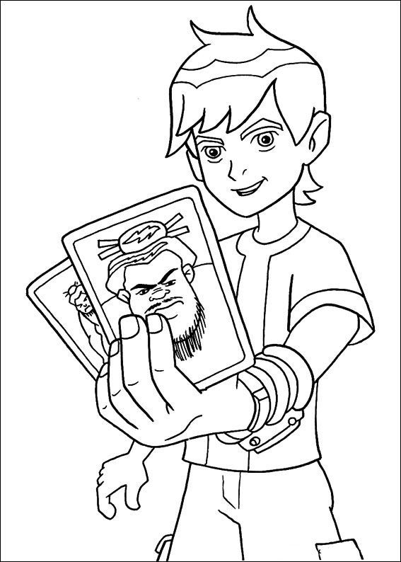 21 best Ben 10 Coloring Pages images on Pinterest | Coloring books ...