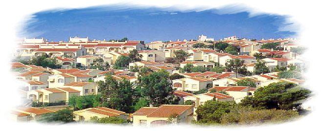 A view over Urbanización La Marina
