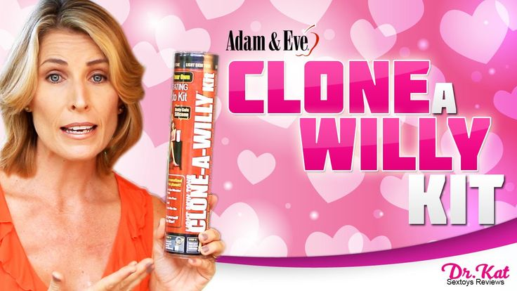 https://www.youtube.com/watch?v=9zdjLSiU3sc  The ultimate and famous Clone a Willy Kit by Adam and Eve! One of the Best Selling products and gained so many positive reviews!