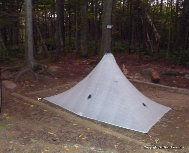 Floorless UL Shelters are undesirable if you need to camp out a lot on dished out packed earth tent pads the flood when it rains.