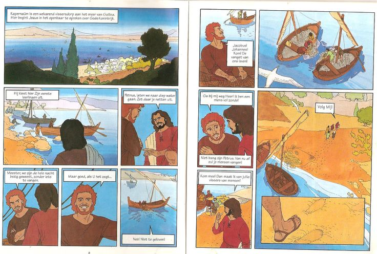 blz8en9 de wonderbare visvangst vissers van mensen