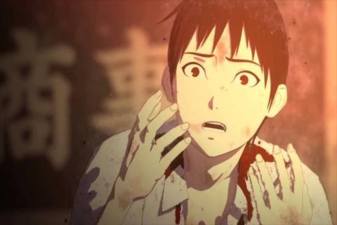 Ajin anime - curti mto a sinopse