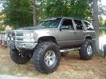 1999 Chevrolet TAHOE $16,000 Possible trade - 100140791   Custom Lifted Truck Classifieds   Lifted Truck Sales