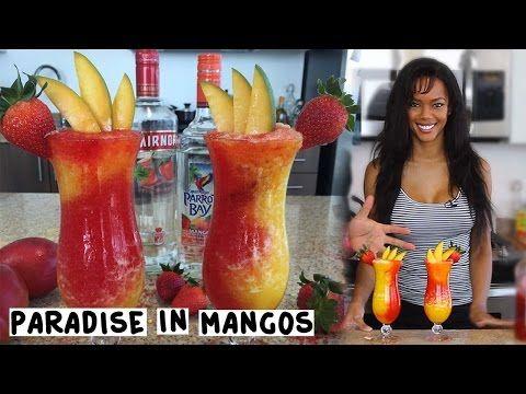 Mangos in Paradise - TipsyBartender.com