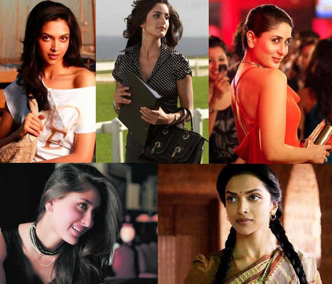 From acting prowess to hourglass figure, our Bollywood divas are now at par with the Hollywood actresses. Kareena Kapoor, Katrina Kaif, Deepika Padukone top the list of the most stunning divas of Bollywood. http://daily.bhaskar.com/article/ENT-stunning-pictures-of-kareena-kapoor-katrina-kaif-deepika-padukone-4349227-PHO.html?seq=1=