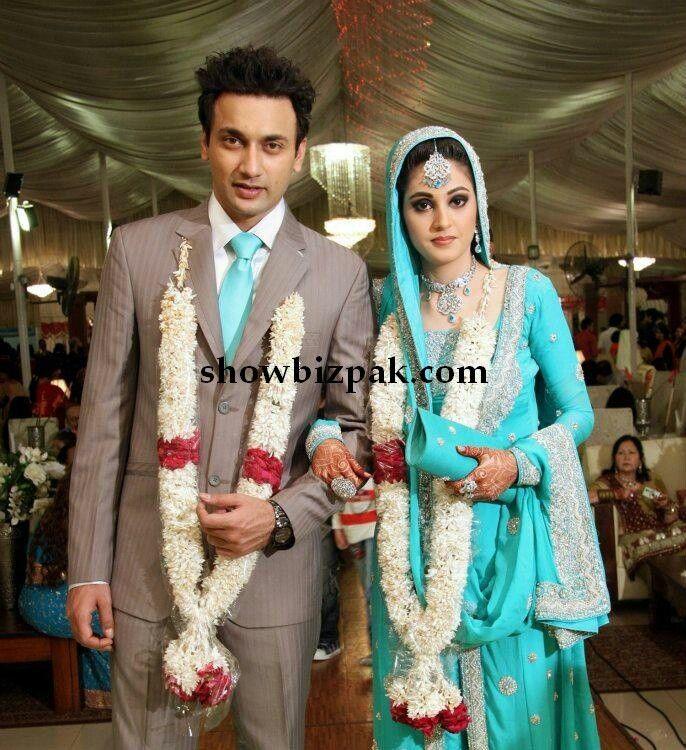 Faiq khan with his wife